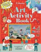 Art Activity Book (Art Books)