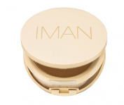 Iman Oil Blotting Pressed Powder Deep