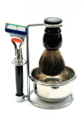 Razor MD FX99 Black Shave Set