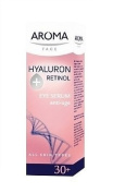 Hyaluron + Retinol Anti-Age Eye-Contour Serum (Ages 30+) - 15ml