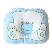 Viskey Baby Sleep Bear Positioner Infant Support Soft Pillow, Blue