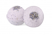 Calm Your Spirit - Lavender And Chamomile All Natural Bath Bomb