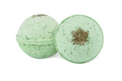 Awaken Your Senses - Energising Bath Bomb - Peppermint, Clary Sage and Juniper Berry