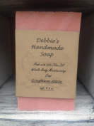 Debbie's Gingham Apple Handmade Soap