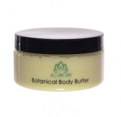 "Botanical Body Butter by Alluricare - Organic Ingredients Including Shea, Coconut, Aloe and More - Body Souffle Softens and Moisturises Skin - Perfect Maternity Skin Care Product -Revolutionary Formulation Addresses Our ""Five Pillars of Luxury Skin Car .."
