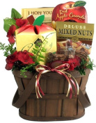 Celebration Gourmet -Women's Birthday, Holiday, or Mother's Day Gift Basket Idea