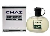 Chaz Sport Man Eau De Toilette Spray 100ml / 3.4 Fl.oz