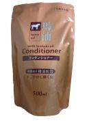 Kumanoyushi Horse oil Conditioner Refill 500ml