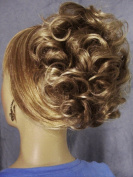 HAYLEY Clip On Hairpiece by Mona Lisa 24-14 Blonde-Brown