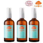 Argan Tree Morocco Gaga Oil For Hair - 100% Organic Certified & Imported from Morocco. Added with snail essence & other fruits extract.- Prevents Frizz & Revitalises Natural Hair Shine & Silkiness - See immediate result with its instant absorption feat ..