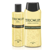 "Trichup Complete Hair Care Kit - - ""Expedited International Delivery by USPS / FedEx """