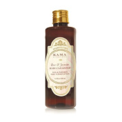 "Kama Ayurveda Rose & Jasmine Hair Cleanser, 200ml - - ""Expedited International Delivery by USPS / FedEx """