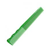 YS Park 232 Short Hair Design Comb [Med] - Green