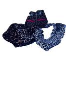 Instinct Animal Headband-1 Leopard Print and 1 Black and White Print-2 Total Headbands