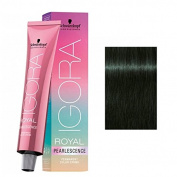 Schwarzkopf Professional Igora Royal Pearlescence Hair Colour - Dark Blonde Emerald - P6-23
