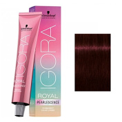 Schwarzkopf Professional Igora Royal Pearlescence Hair Colour - Dark Blonde Magenta - P6-89