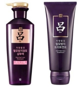 Ryeo Jayangyunmo Shampoo (For Neutral-dry Hair) 400g + Treatment 200ml