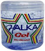 Halka Styling Hair Gel, Clear, 530ml
