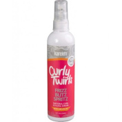 Curly Twirls Frizz Blitz Spritz Natural Curl Styling Serum with Argan Oil