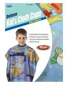 Deluxe Kids Cloth Cape