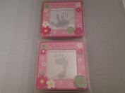 Baby Essentials Hand and Foot Print Baby Frame