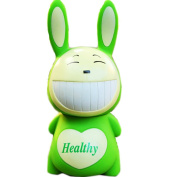 E.a@market Creative Cartoon Rabbit Coin Bank Children's Piggy Bank Pink