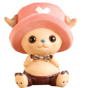 E.a@market Creative Cute Chopper Totoro Coin Bank Children's Piggy Bank Anime Ornaments