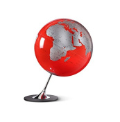 Atmosphere Anglo Globe (Red) design by Tecnodidattica