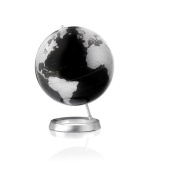 Full Circle Vision Globe (Black) design by Tecnodidattica