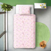 Baby Pink Kittens - SoulBedroom 100% Cotton Bed Set