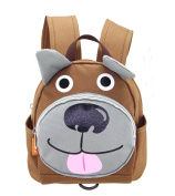 Baby Cartoon Backpack Kid School Bag Safety Harness