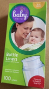 Baby Basics 240ml Ready Formed Bottle Liners