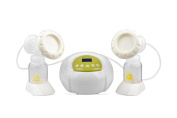 Gland Nibble hospital Electric double Breast Pump BPA free