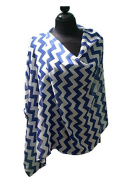 Chevron Nursing Scarf, Nursing Cover