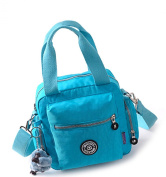 Fancier Women's Travel Waterproof Nylon Tote Single Shoulder Crossbody Handbag