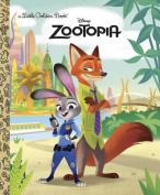 Zootopia (Little Golden Book)