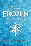Disney's Frozen Cinestory Hardcover Collector's Edition