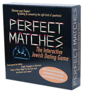 Perfect Matches   The Interactive Jewish Dating Game by Perfect     Fishpond com Perfect Matches   The Interactive Jewish Dating Game