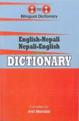 English-Nepali & Nepali-English One-to-One Dictionary. Script & Roman (Exam-Suitable) [NEP]
