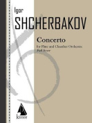 Concerto for Flute, Percussion and Strings