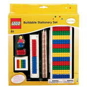 LEGO BUILDABLE STATIONERY SET 8PK