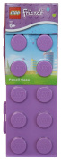 LEGO FRIENDS BRICK SHAPED PENCIL BOX - Random Colour Provided