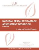 Natural Resources Damage Assessment Deskbook