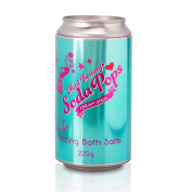 Cream Soda - Soda Pops Fizzing Bath Salts Retro Drinks Can 220g - Mad Beauty