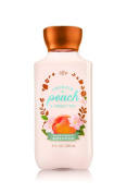 Bath & Body Works GEORGIA PEACH & SWEET TEA Shea & Vitamin E Body Lotion 8 oz / 236 mL
