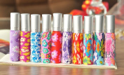5starwarehouse® Polymer Clay 10ml Refillable Perfume Atomiser Atomizer Aftershave Travel Spray Miniature Bottle