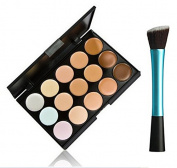 Conceal Highlight Contour Kit w Brush