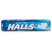 Halls Cough Drops Soothing Sweets - All Flavours - 20 Tubes Full Box