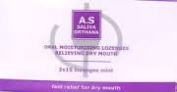 A. S Saliva Orthana Mouth Lozenges Mint