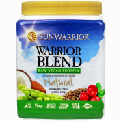 Sunwarrior Warrior Blend 500g Natural